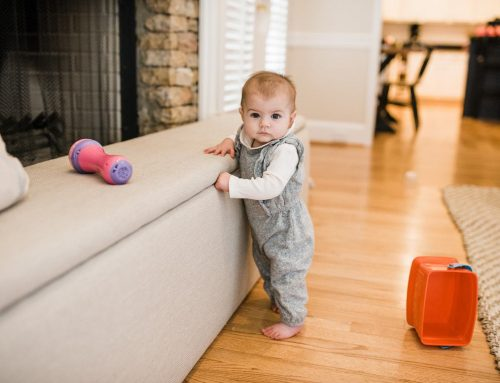 Checklist For Baby Proofing