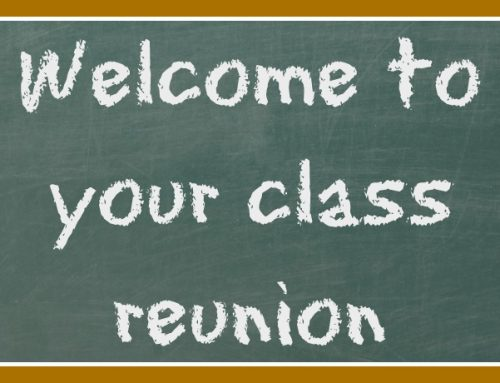 Checklist For Plan A Class Reunion