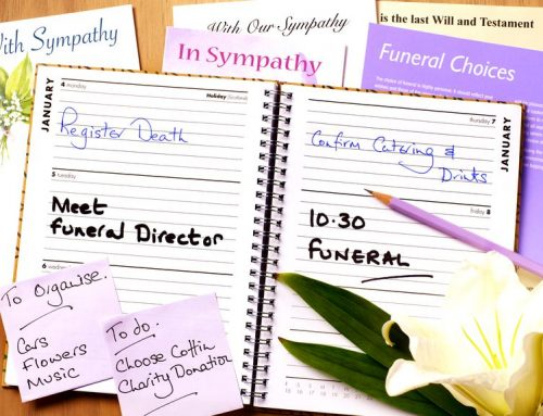 Checklist for Funerals