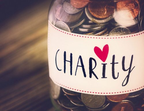 Checklist For Charity