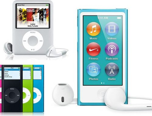 Checklist for iPod For Storage