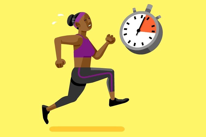 Checklist For Short Workout