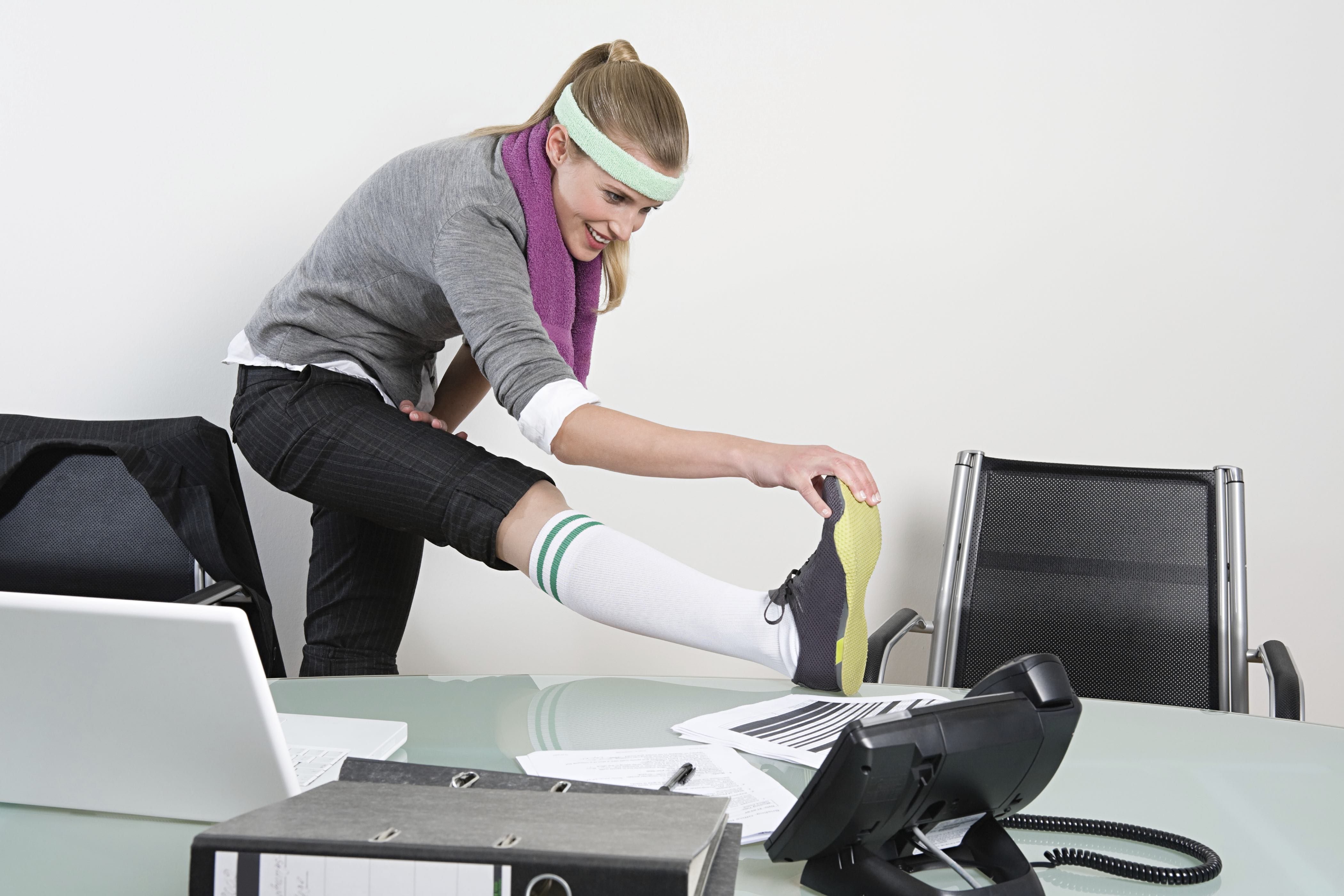 Checklist for Stretch at Work