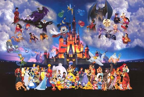 Checklist For Disney Movie