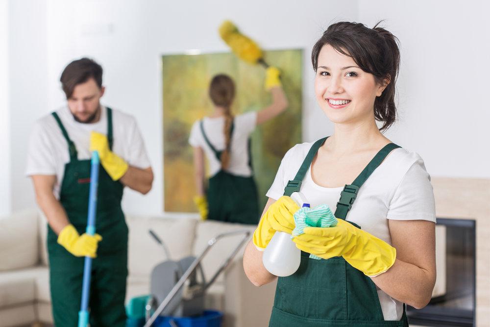 Checklist for Maid Service