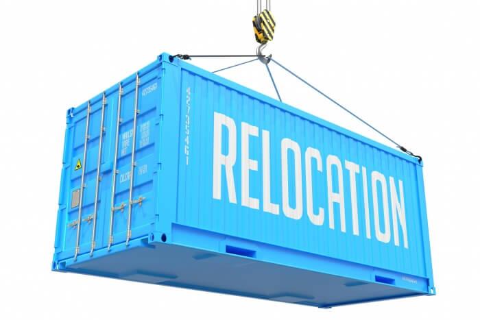 Checklist for Relocation