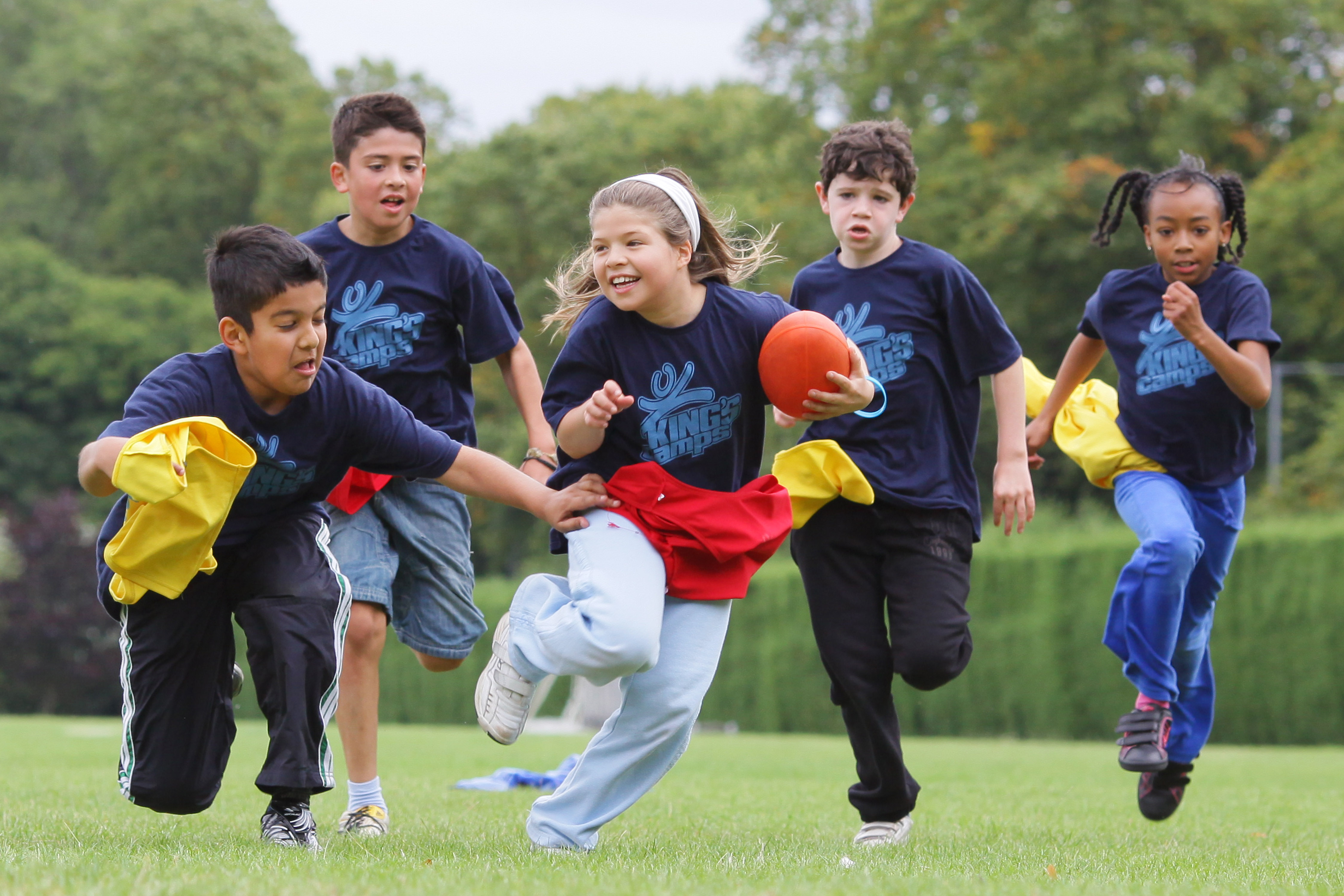 Checklist for Sports-Camp