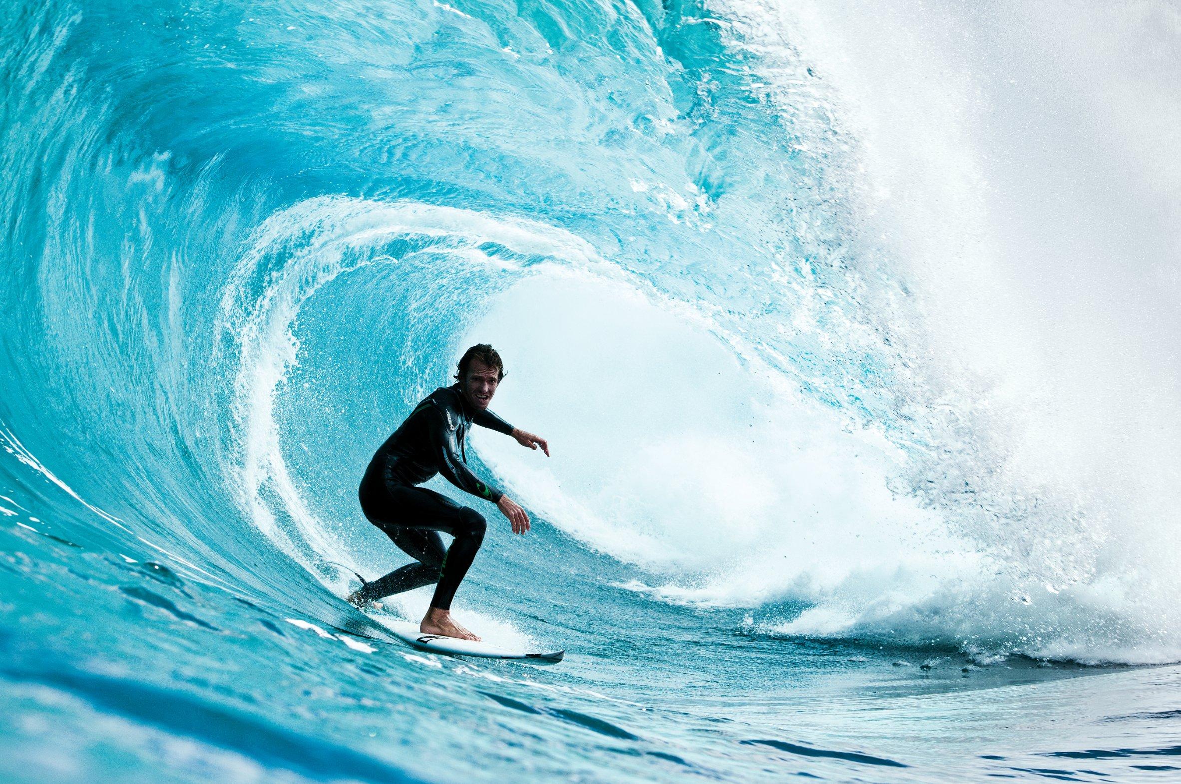 Checklist for Surfing